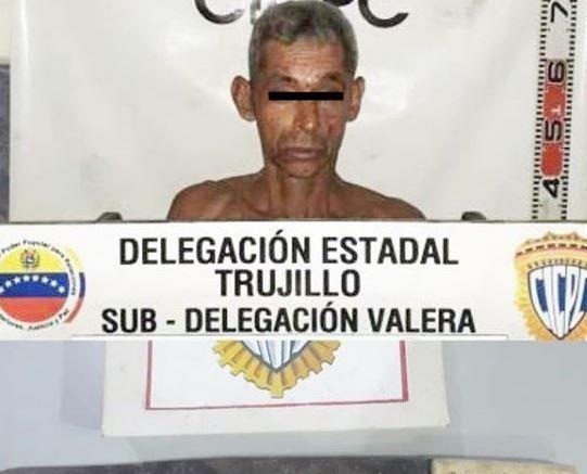 Detenido abusador