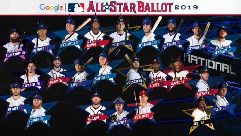 MLB All Star Game 2019