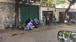 venezolanos consulado peru