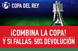 Combinadas Copa Sportium