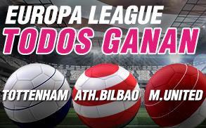 Wanacombi europa league todos ganan