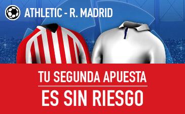 Athletic - Real Madrid Sportium