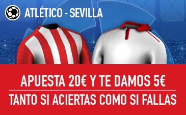 Atlético - Sevilla Sportium