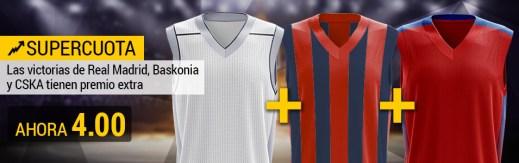 Supercuota BWIN Euroliga