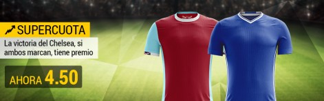 Supercuota Bwin Premier League West Ham Chelsea