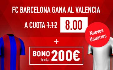 Supercuota Sportium Barcelona