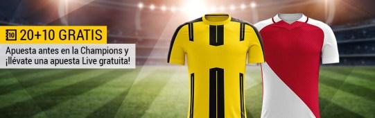 Bwin Champions B Dortmund - Monaco 20 + 10