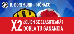 Sportium Champions B Dortmund - Monaco
