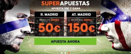 Supercuota 888Sport R. Madrid At Madrid
