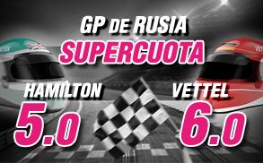 Wanabet Supercuota F1