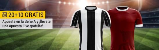 Bwin 20 + 10 Juventus Torino