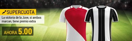 Supercuota Bwin Champions Monaco - Juventus