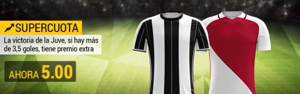 Supercuota Bwin Juventus Monaco