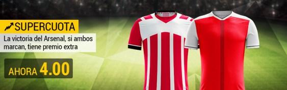 Supercuota Bwin Premier League Arsenal