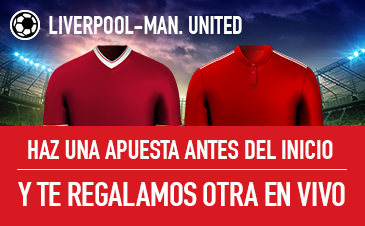 Sportium Premier League Liverpoo l Man United