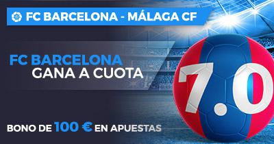 Supercuota Paston FC Barcelona Malaga