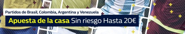 WilliamHill apuesta de la casa Mundial Futbol
