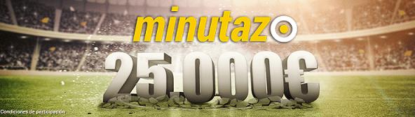 Bwin Minutazo 25.000 euros