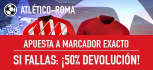 Sportium Champions Atletico - Roma