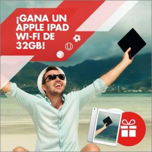 Circus sorteo navidad ipad wifi 32gb