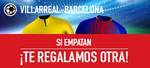 Sportium la Liga Villarreal - Barcelona