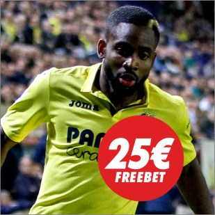 circus europa league 25€ freebet