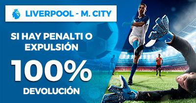 Paston Liverpool - M. City
