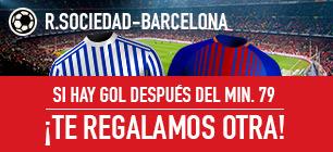 Sportium Real Sociedad - Barcelona