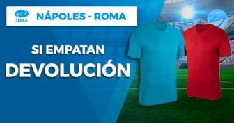 Paston Serie A Nápoles - Roma