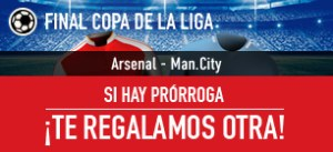 Sportium Arsenal - Man. City