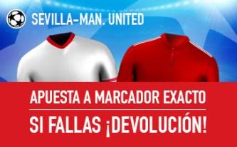 Sportium Sevilla - Man. United