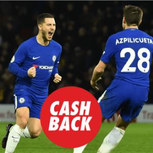 Noticias Apuestas, Circus Chelsea vs Tottenham cashback