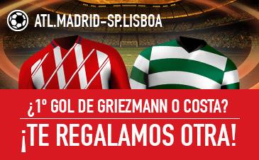 Sportium Europa League Atl. Madrid -Sp. Lisboa