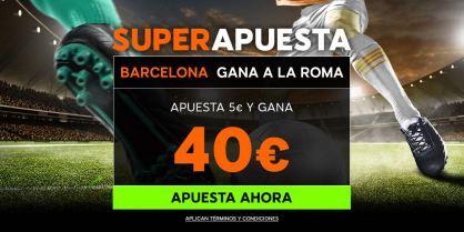 Noticias Apuestas Supercuota 888sport Champions: R.MADRID GANA A LA JUVE, APUESTA 5€ GANA 40€