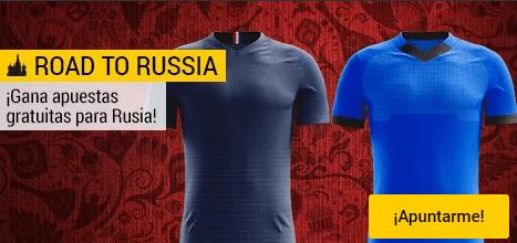 noticias apuestas Bwin Road To Russia Fancia - Italia 20+10 Gratis