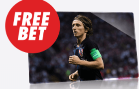 Circus Francia vs Croacia freebet 40€