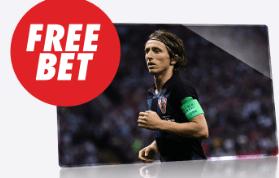 Circus Francia vs Croacia freebet 40€