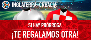 Sportium Mundial Francia Inglaterra - Croacia