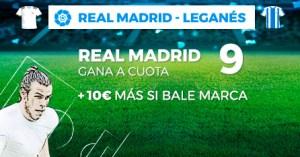 Megacuota 9 para el R Madrid en Paston