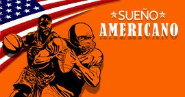 vive el sueño americano con 888sport
