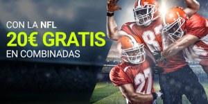 Combinadas seguras de la NFL en Luckia