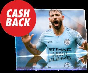 Promo cashback para Liverpool v Mn City en Circus