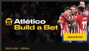 Atletico build a bet en Bwin