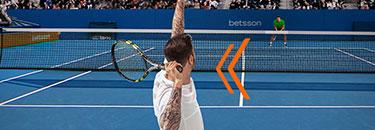Cashback 20% - Open Australia en Betsson