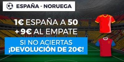 Megacuota especial 50 gana España en Paston