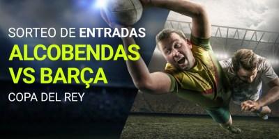 Sorteo entradas Alcobendas-Barça para final copa del Rey de rugby en Luckia