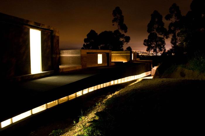 Casa Entre Muros