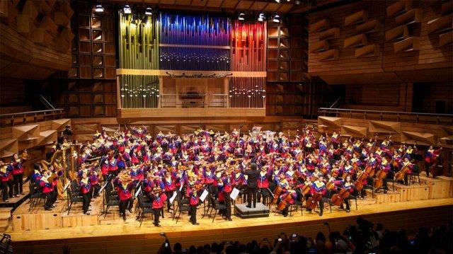 Resultado de imagen para orquesta sinfonica de venezuela