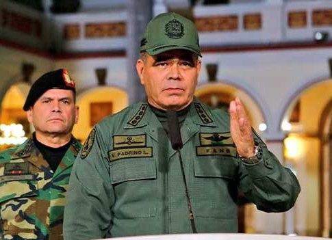 Vladimir Padrino Lopez se pronuncia sobre hechos irregulares de La Guaira