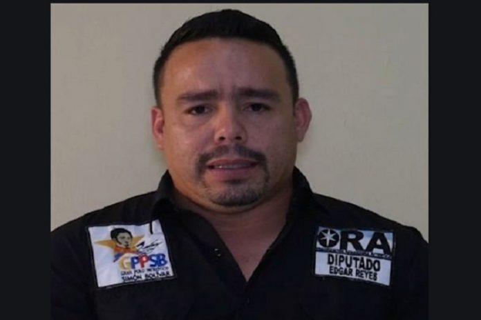 MP dicta orden de captura contra diputado chavista Edgar Reyes